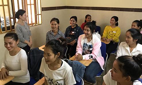 カンボジアやミャンマーなど東南アジア各国からの技能実習生受け入れサポート300名以上の実績があります!