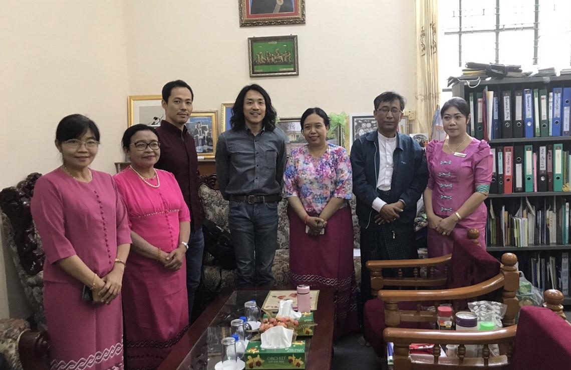 東南アジア教育事業